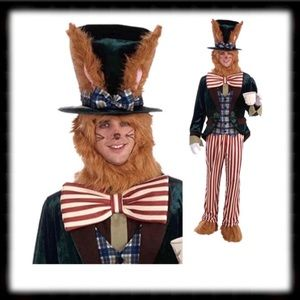 March Hare Costume mens large